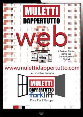 Muletti Dappertutto Web