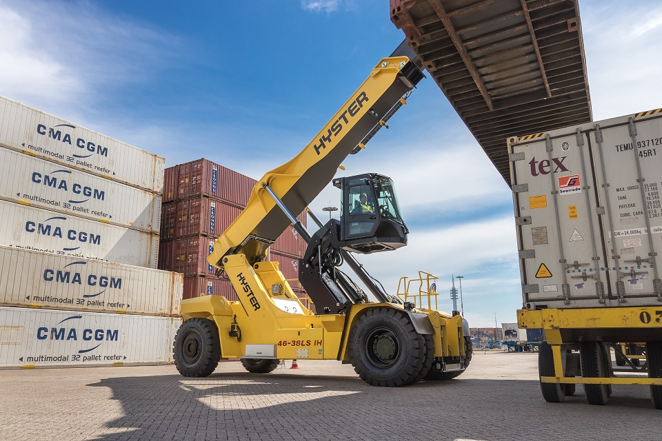 Interporti Hyster Cls
