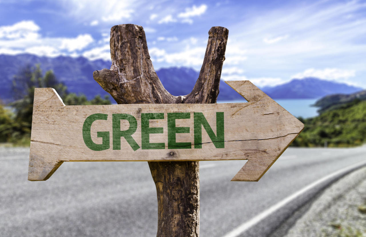comportamenti green ecosostenibilità